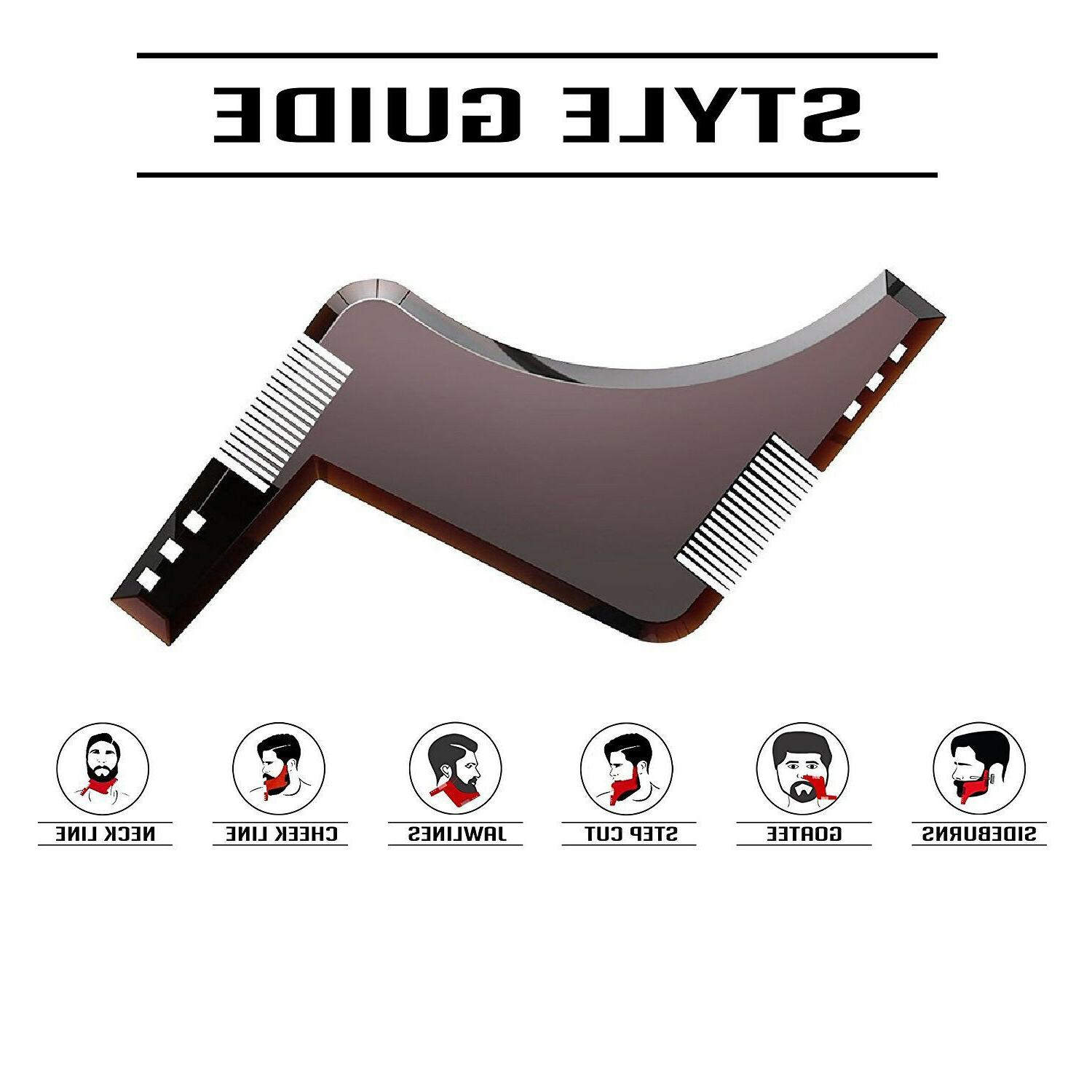 Beard Cutting Guide Liners Edger Tool
