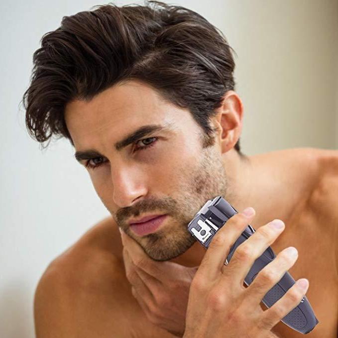 beard trimmer men s electric foil shavers