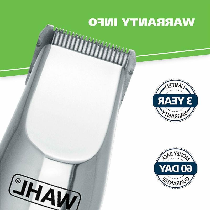 Wahl Clipper Shaver Hair Men Kit Battery