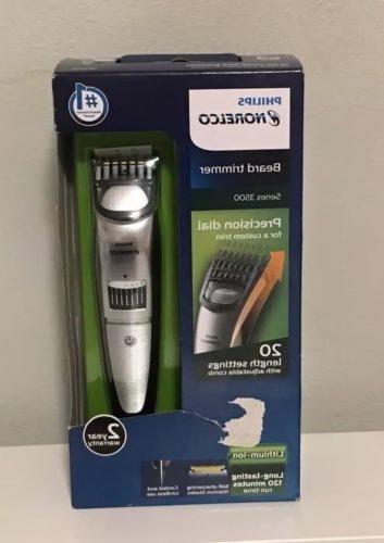 beard trimmer series 3500