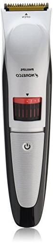 Philips Norelco BeardTrimmer 3500, cordless with adjustable
