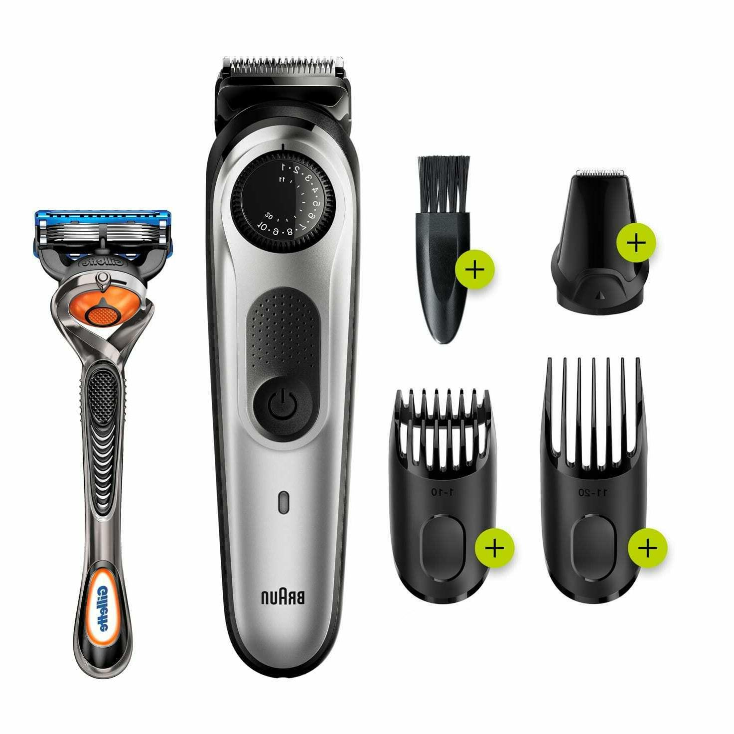 beardtrimmer 5 ultimate precision shave and trim