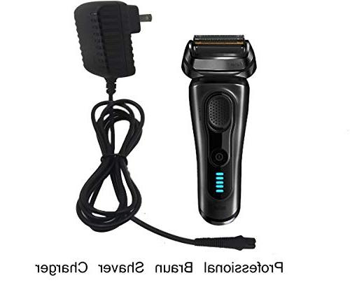 Braun Charger 400mA Power 5190cc 6620 9000 190s 199s 350cc 390cc 720s 765cc 790cc 799cc-6 9095cc 9293s Z4 Z80 and More