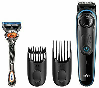 brown electric clippers beard trimmer 0 5mm