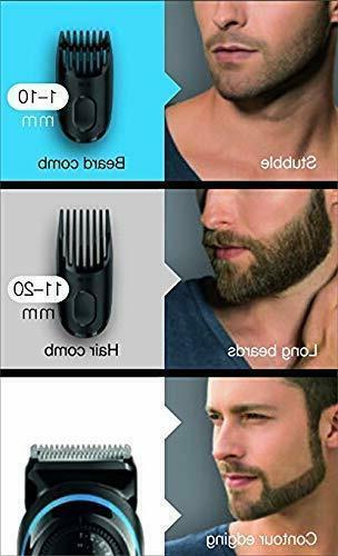 Braun Beard Trimmer Free Gillette Fusion Pro Glide