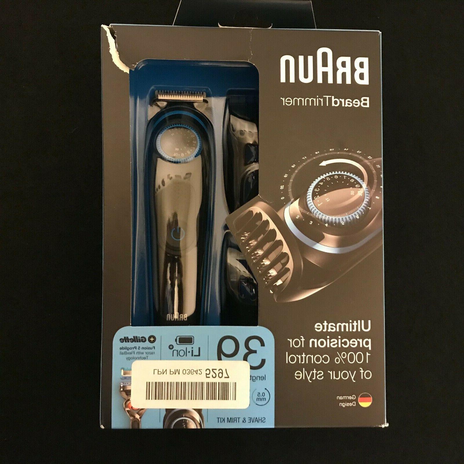bt5040 cordless beard trimmer hair clipper