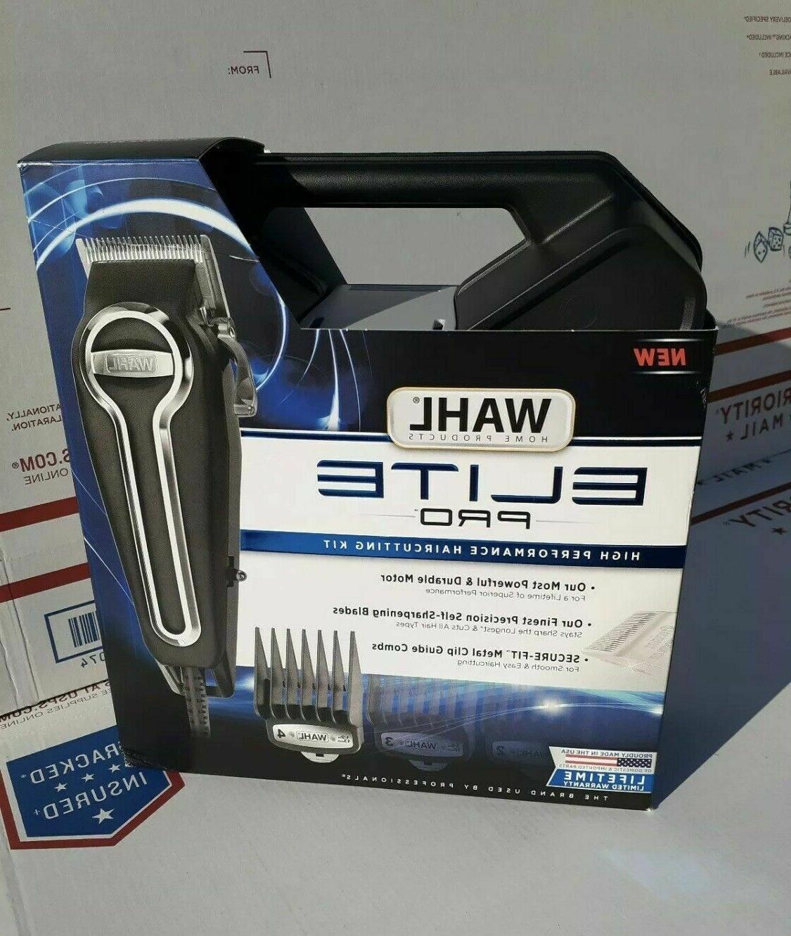 Wahl Clipper Elite Pro Electric And With - 79602