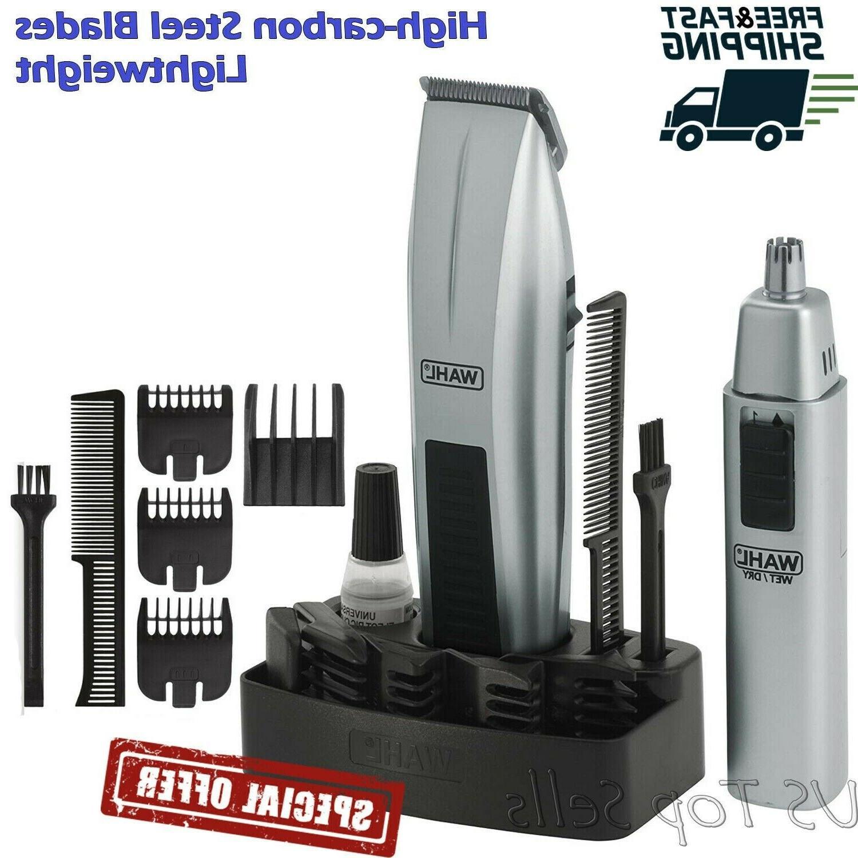 cordless hair clipper cutting machine kit shaving