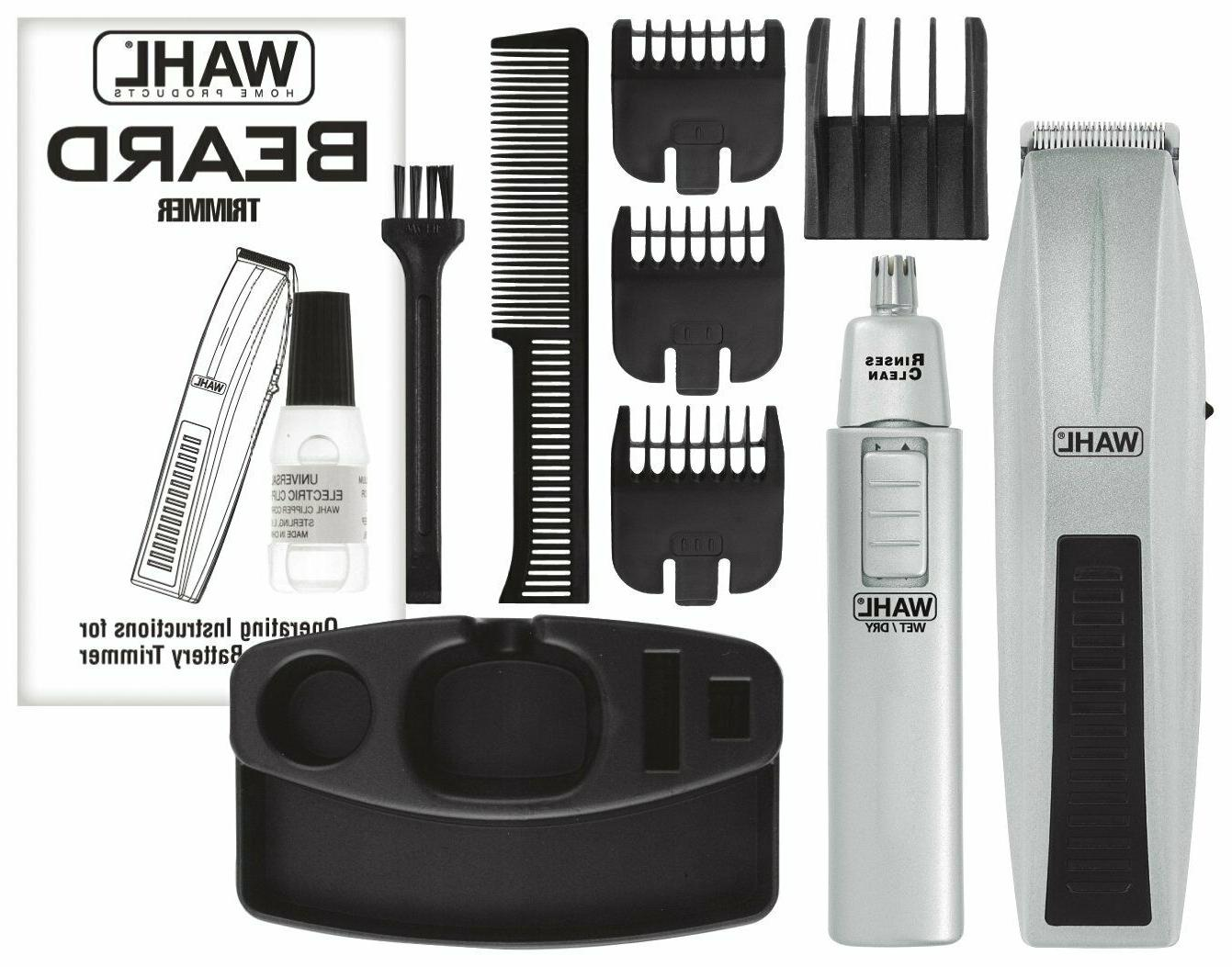 Cordless Clipper Machine Kit Trimmer