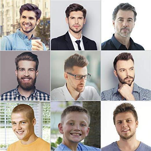Electric Kit Beard Body Groomer NEW