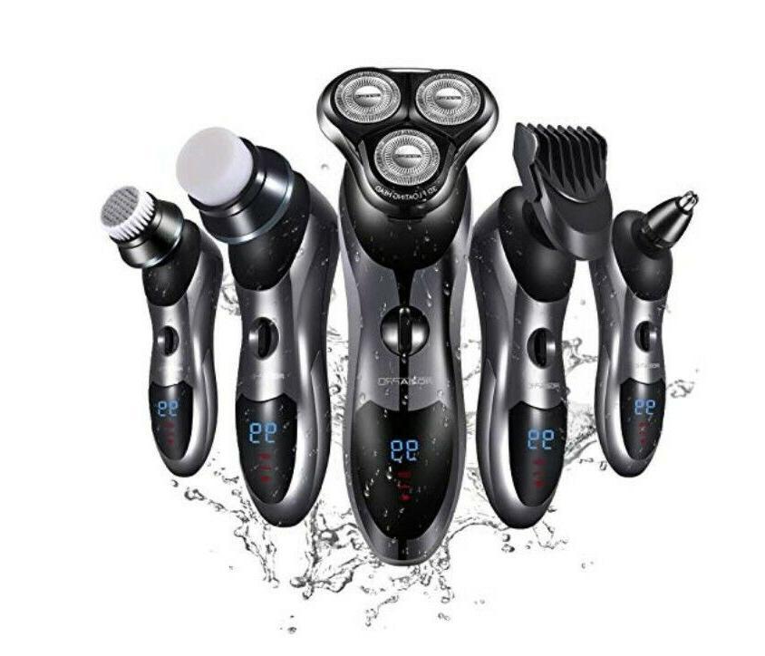 electric shaver razor for men 5 in