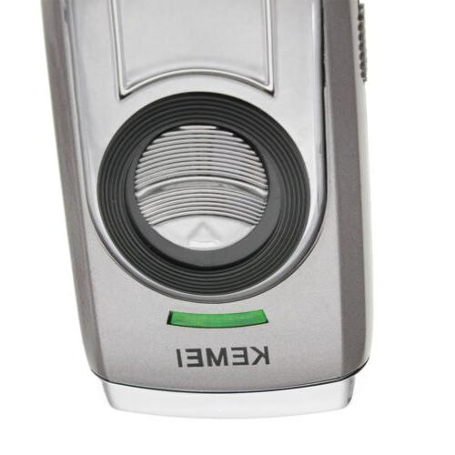 Electric Shaver Blade Machine Rechargeable US