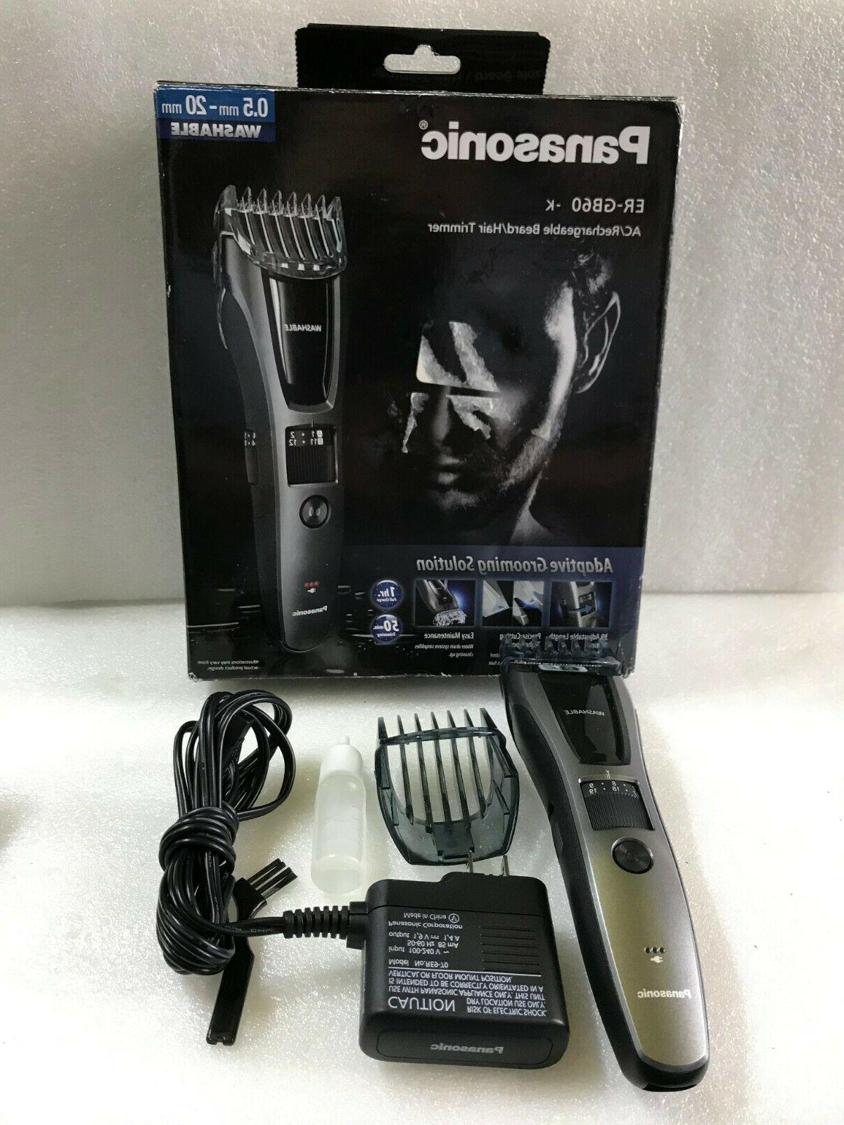 Panasonic Men's Wet/Dry Cordless Beard/Hair -