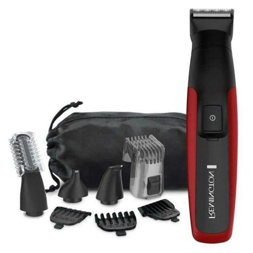 face head and body grooming kit
