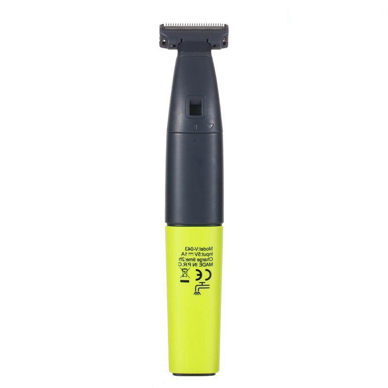 <font><b>2</b></font> 1 Hair <font><b>trimmer</b></font> T tool USB shaving nose hair Clipper <font><b>trimmer</b></font>
