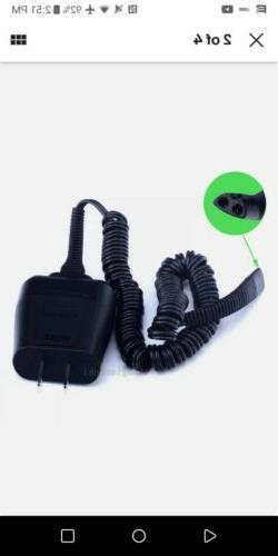 Genuine Shaver Charging Wall Cord for 9 or Series Pulsesonic 5210