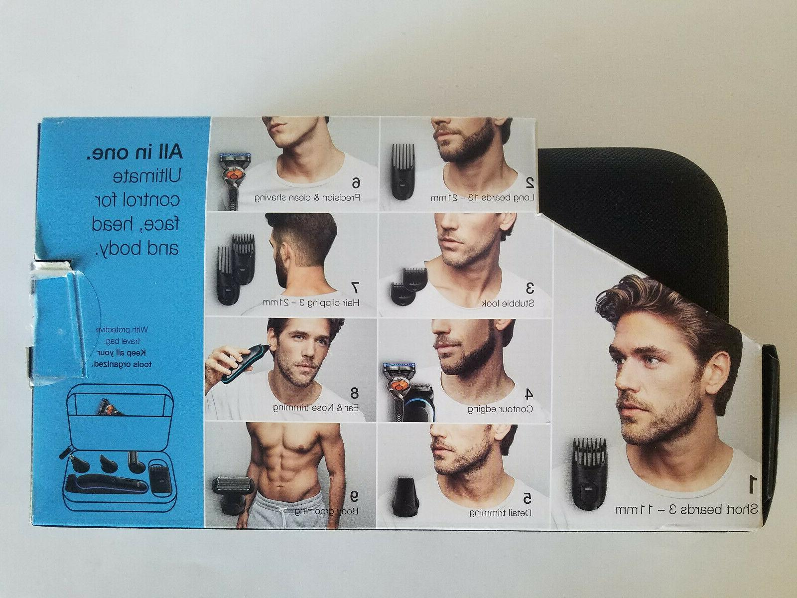 Braun Trimmer for