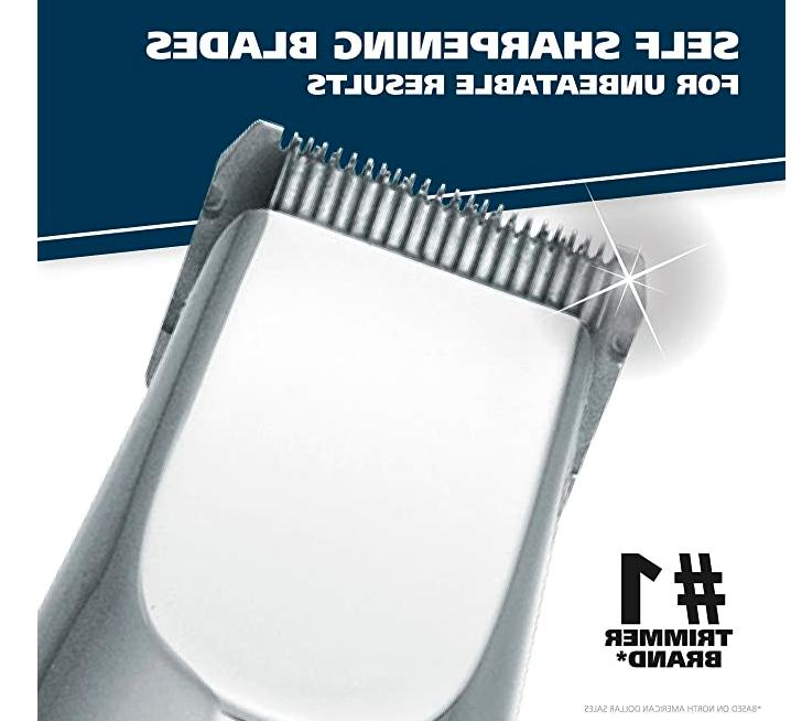 WahlGroomsman 05622 Mustache Hair Nose - Black