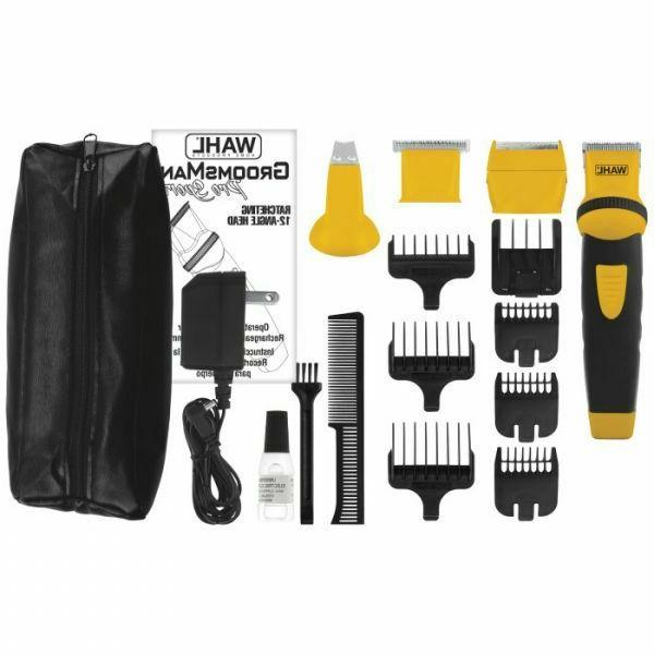 Wahl Groomsman Pro Sport 17-Piece All Purpose Groomer