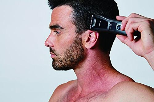 Panasonic Hair and Trimmer, Men's, 39 Adjustable and Two Beard or