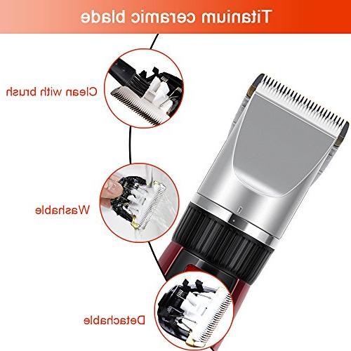 Hair Kit for Replaceable Batteries,Ceramic
