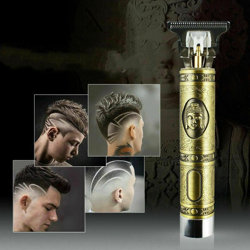 hair clippers men t blade beard trimmer