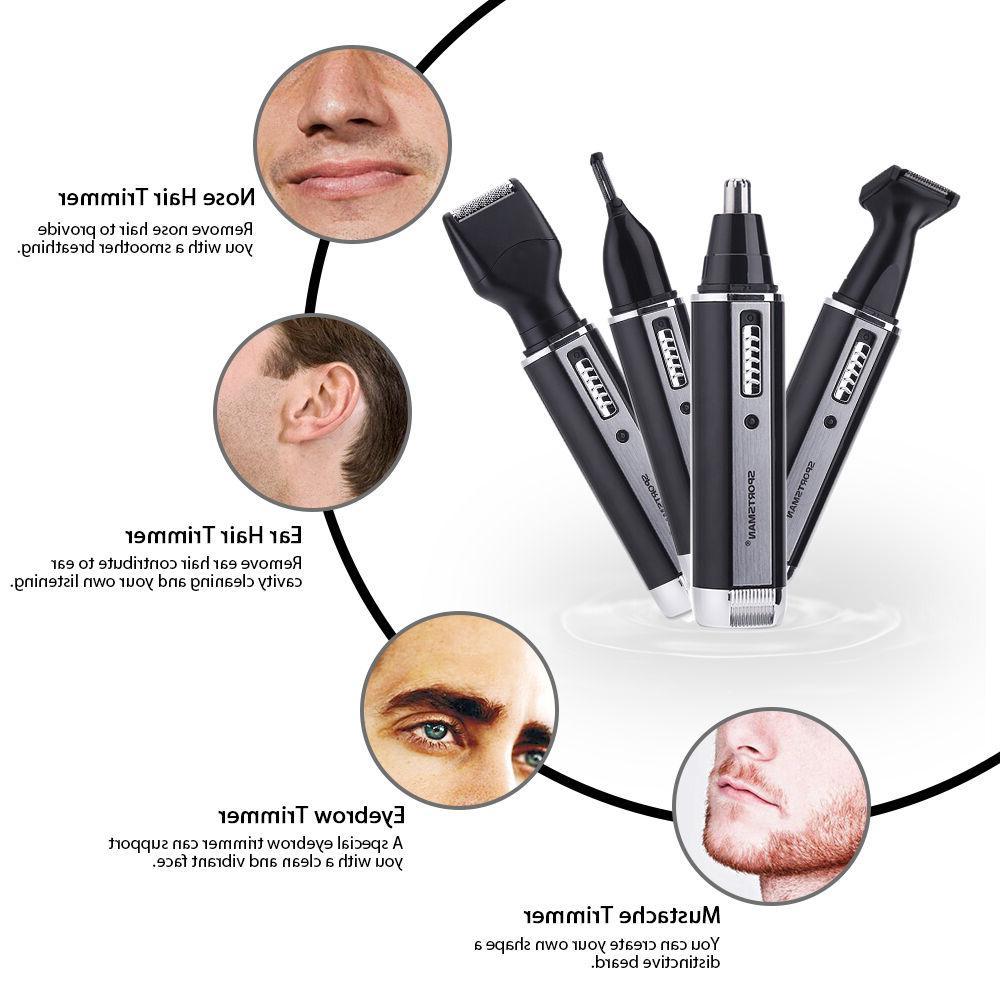 4 in Professional Rechargeable Nose