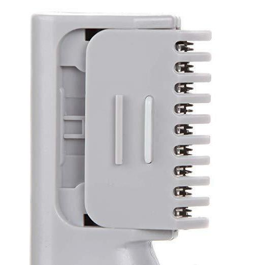 Hair Cordless 2 Slide Combs Battery