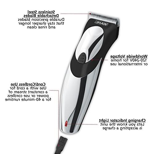 Wahl Haircut Trimmer Kit,