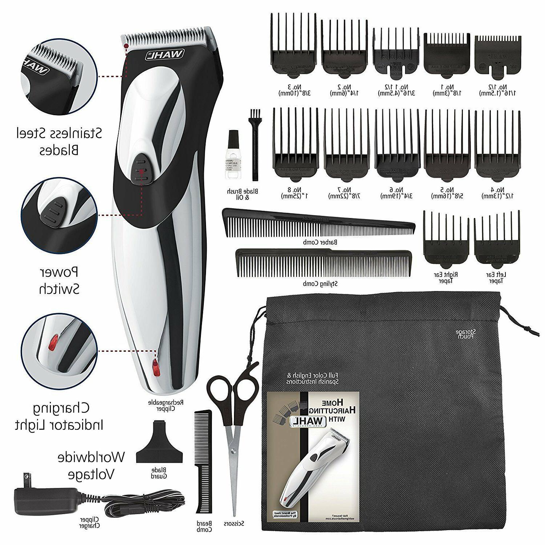 haircut beard trimmer kit