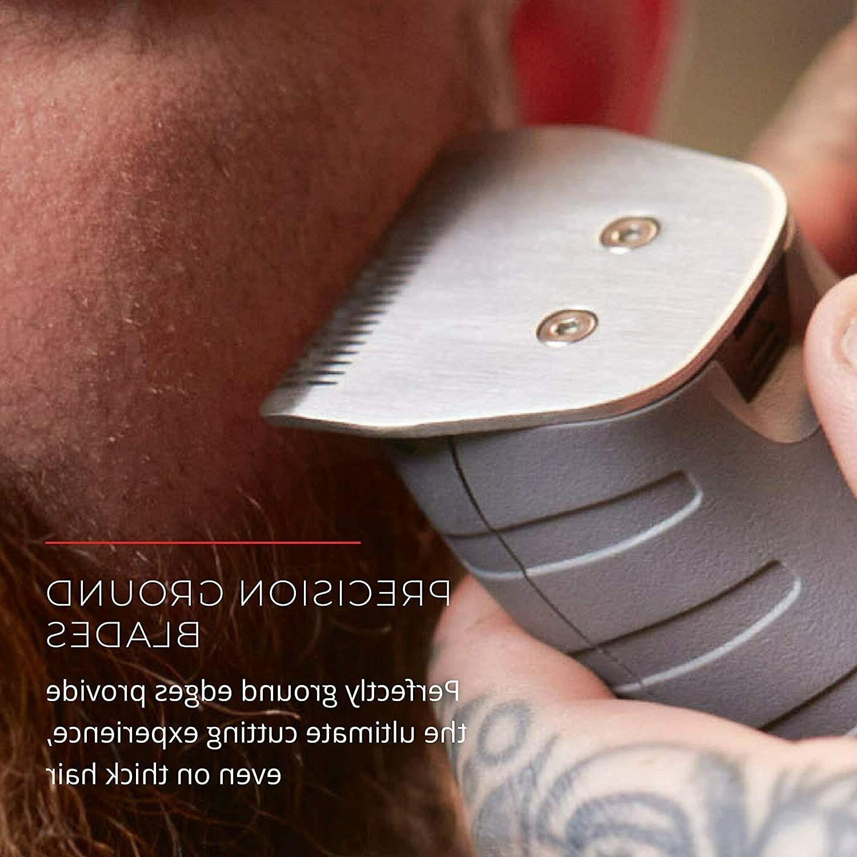 Remington Indestructible Haircut Kit Beard Trimmer Hair Clipper