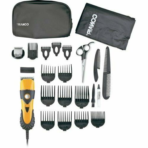 Conair HCT420RCSV 2 in 1 Clipper Trimmer