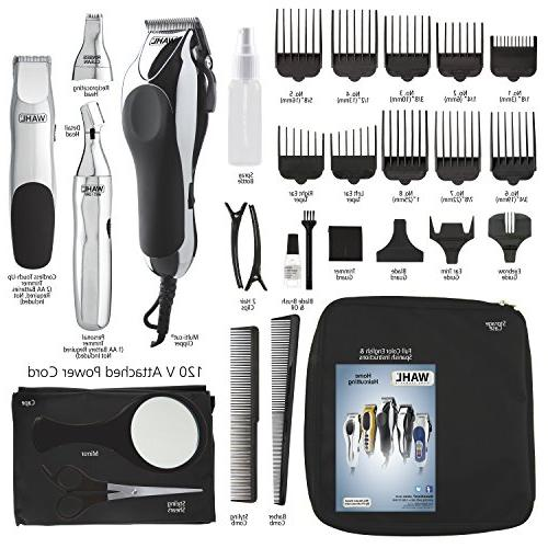 Wahl Clipper Home Clipper clipper, personal trimmer, haircutting in professional by the Brand by
