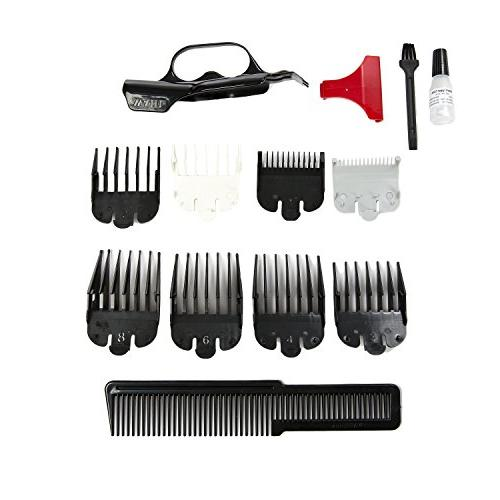 Wahl Professional Icon #8490-900 – Ultra Full Clipper Great Stylists – Running