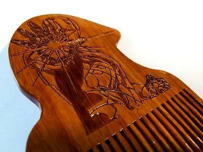iron man beard comb marvel comics super