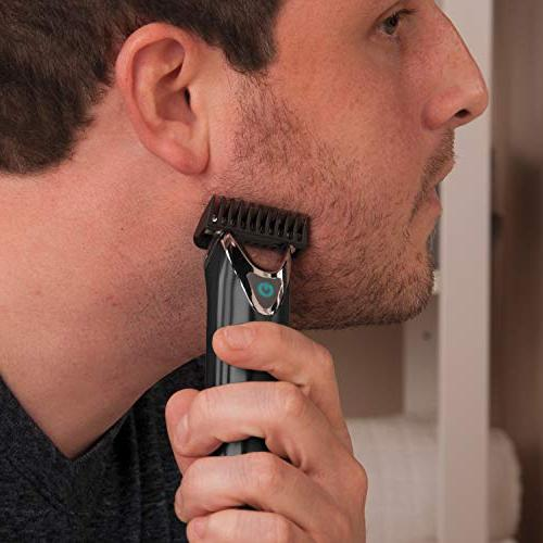 Wahl Steel Beard for Electric Shavers, Nose Ear Trimmers, One Grooming by by Professionals,