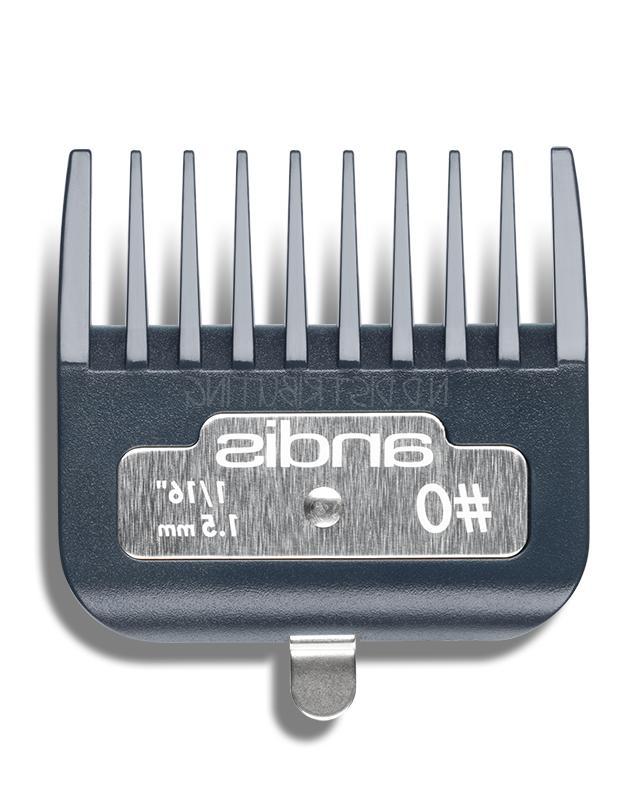 Andis Master ML METAL Clip Single #0  #33660 Clipper Guards