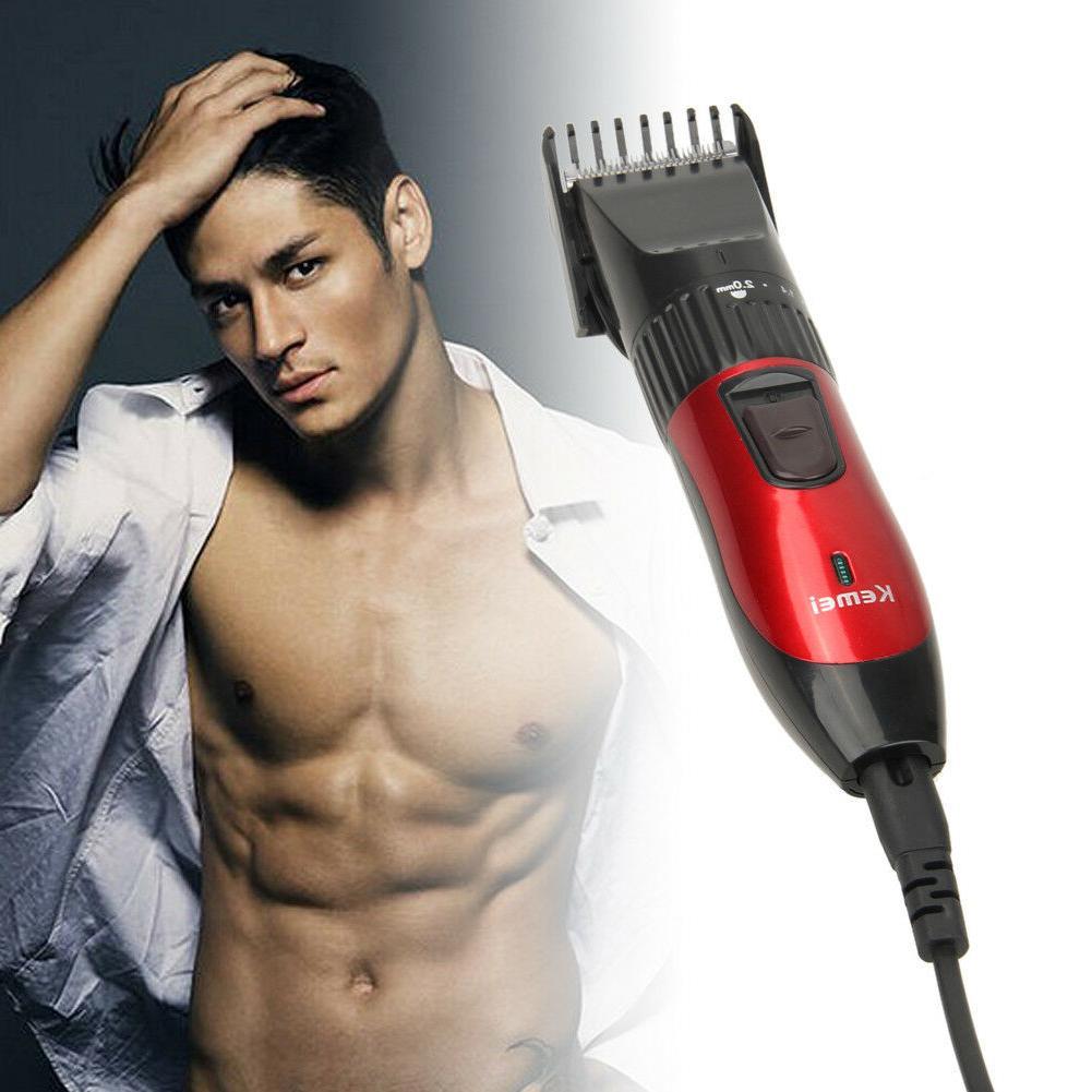 Professional Hair Clipper Electric Cutter Haircut Machine Be