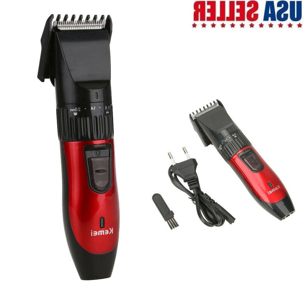 men baby rechargeable pro electric hair clipper