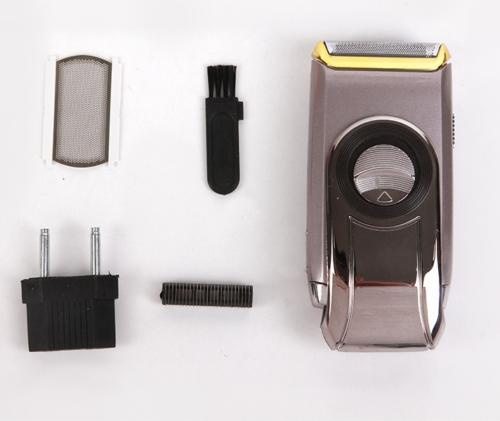 Men Electric Razor Steel Blade Beard Shaving