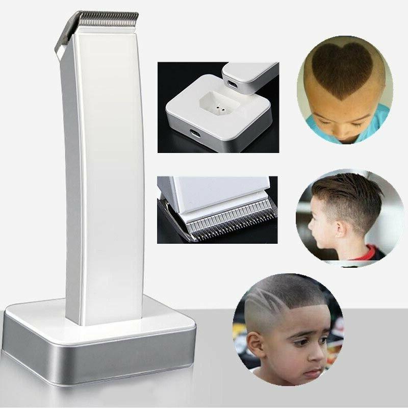 KEMEI Wireless Electric Rechargeable Clipper Beard