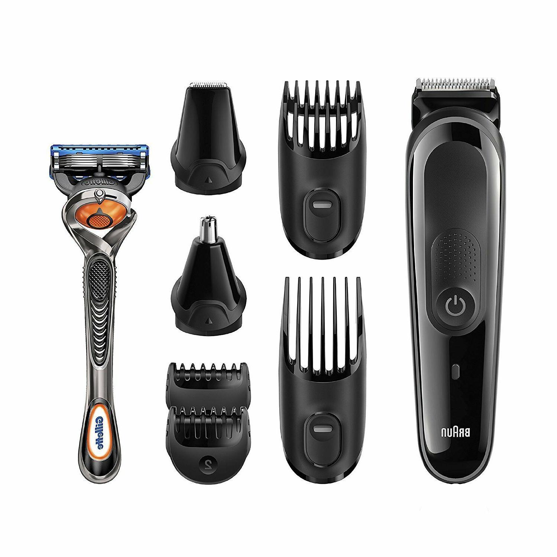 Braun Grooming 8-in-1 Beard Trimmer Men, Sealed*
