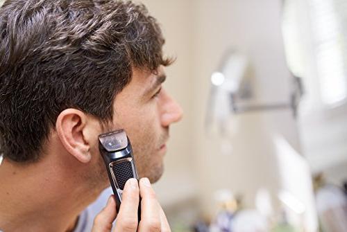 beard, ear and clipper,