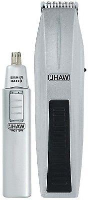 Wahl Shaver Clipper Hair Cut Groomer Nose Brow