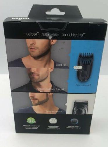 NEW Braun Beard Trimmer Brush Precision Length