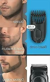 NEW BT3020 Men's Beard Rechargeable,