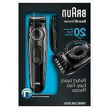 NEW Beard Cordless & Rechargeable, FREE
