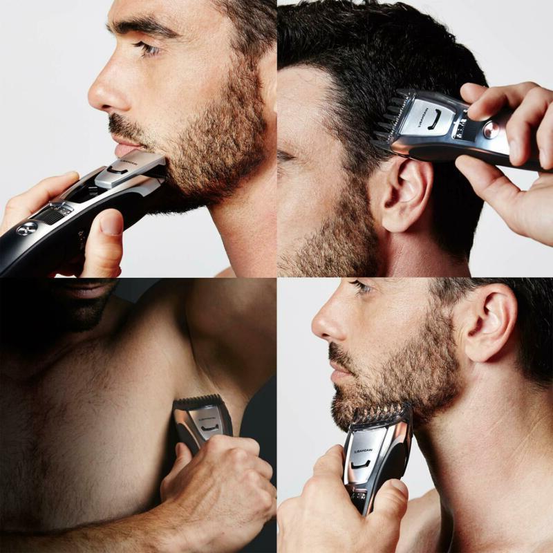 New Body Hair Trimmer Clipper Set For Men