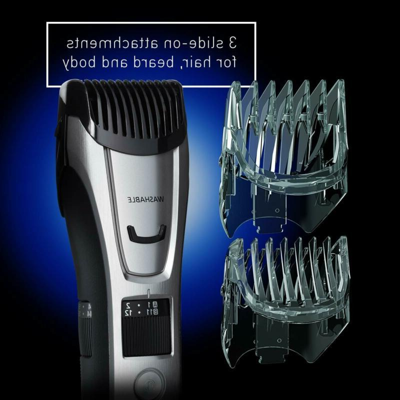 New Panasonic Electric Body Hair Trimmer Clipper For
