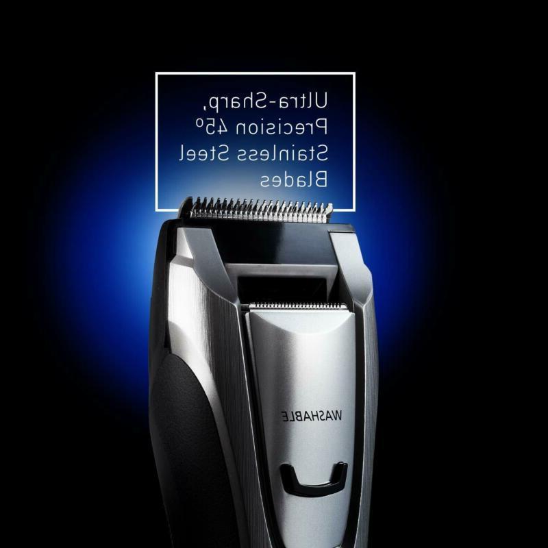 New Electric Body Beard Trimmer Clipper Set For Men